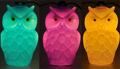 Sexy bloomers owl c 7 patio lights each box contains a string of c 7 lights with 7 10 colorful colors are yellow blue and purple weather resistant covers packaged in a colorful gift workwithnaturefo